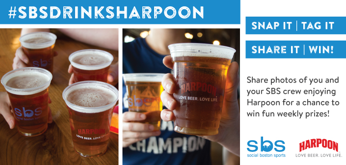 Harpoon beers and SBS