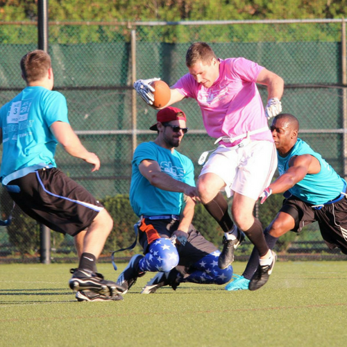 c0e46f1f9 Monday - Flag Football (7v7 Turf) - Danehy Park (Cambridge) - Spring
